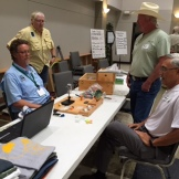 Kevin Hutchinson fly tying demonstration