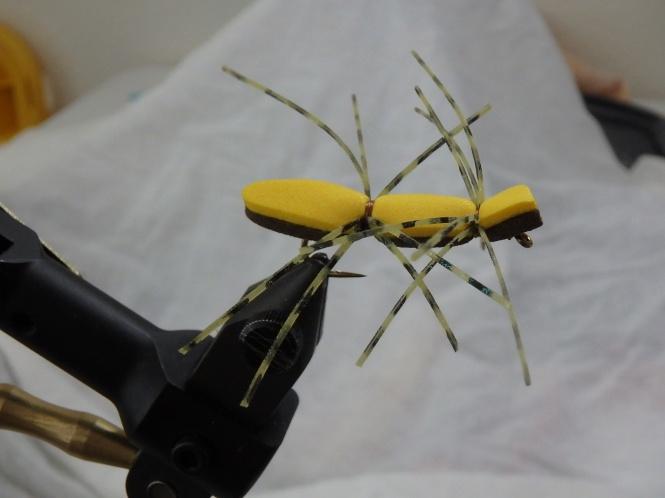 Finished Chernobyl Ant