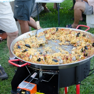 """Purcell's Paella"","