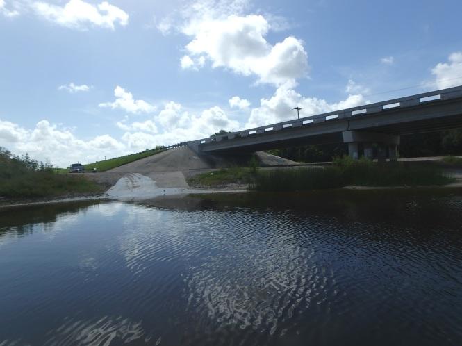 Boat Launch at Garcitas Creek