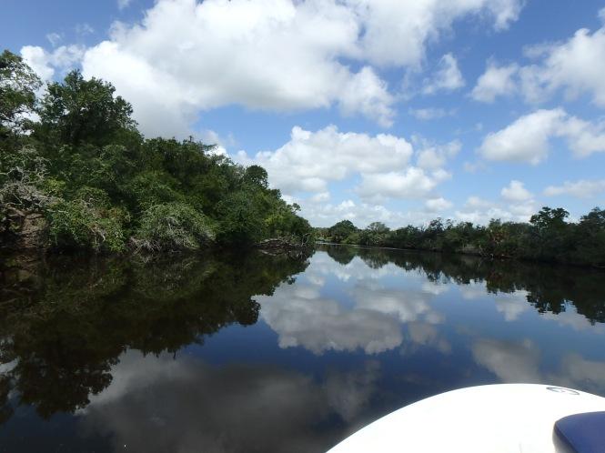 Fishing water at Garcitas Creek