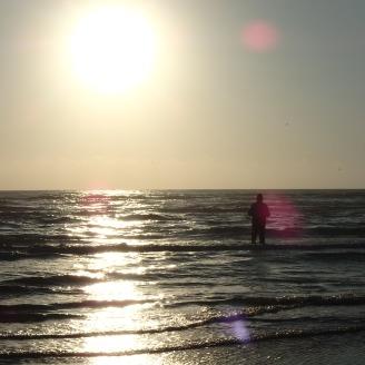 Sunrise on hopeful anglers 3