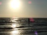 Sunrise on hopeful anglers 4