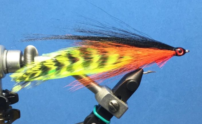 """750"" Deceiver by Lefty Kreh - tied by Chris Sumers"