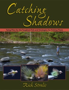 Rich Strolis book cover - Catching Shadows