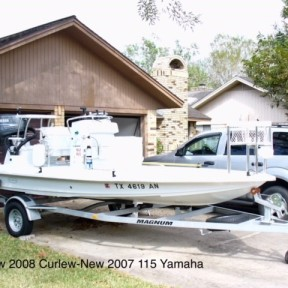 For Sale, 2010 NEWWATER Curlew | Texas Flyfishers of Houston