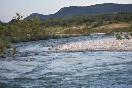 Nueces River in Camp Wood 1